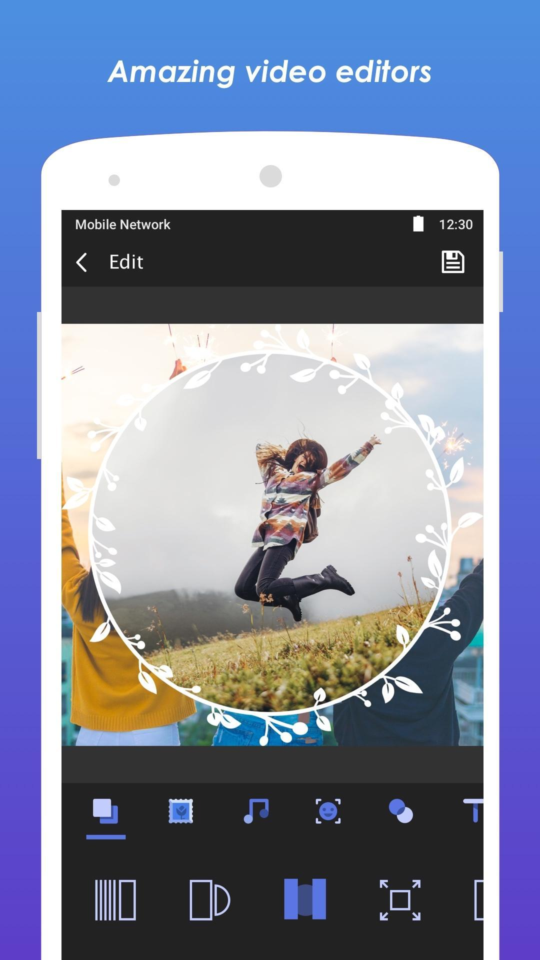 download music video maker for android apk