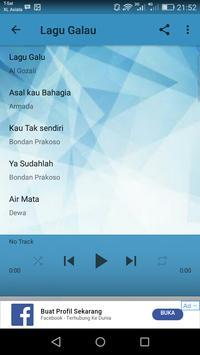 Lagu Galau screenshot 1
