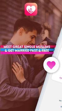 Muslim Dating App Single Muslims Muz & Arab Match poster