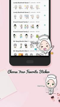 WAStickerApps - Islamic Muslim Sticker Collection screenshot 12