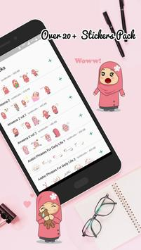 WAStickerApps - Islamic Muslim Sticker Collection screenshot 6