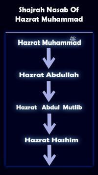 Shajrah Nasab Of Prophet Muhammad screenshot 6