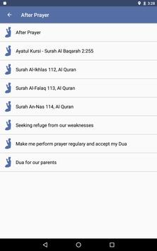 Islamic Dua screenshot 10