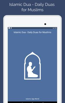 Islamic Dua screenshot 12