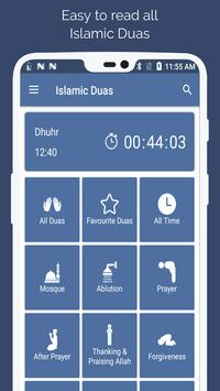 Islamic Dua screenshot 2