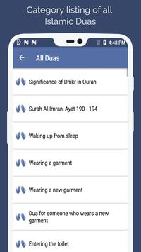 Islamic Dua screenshot 4