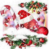 Christmas Best Live Wallpaper icon