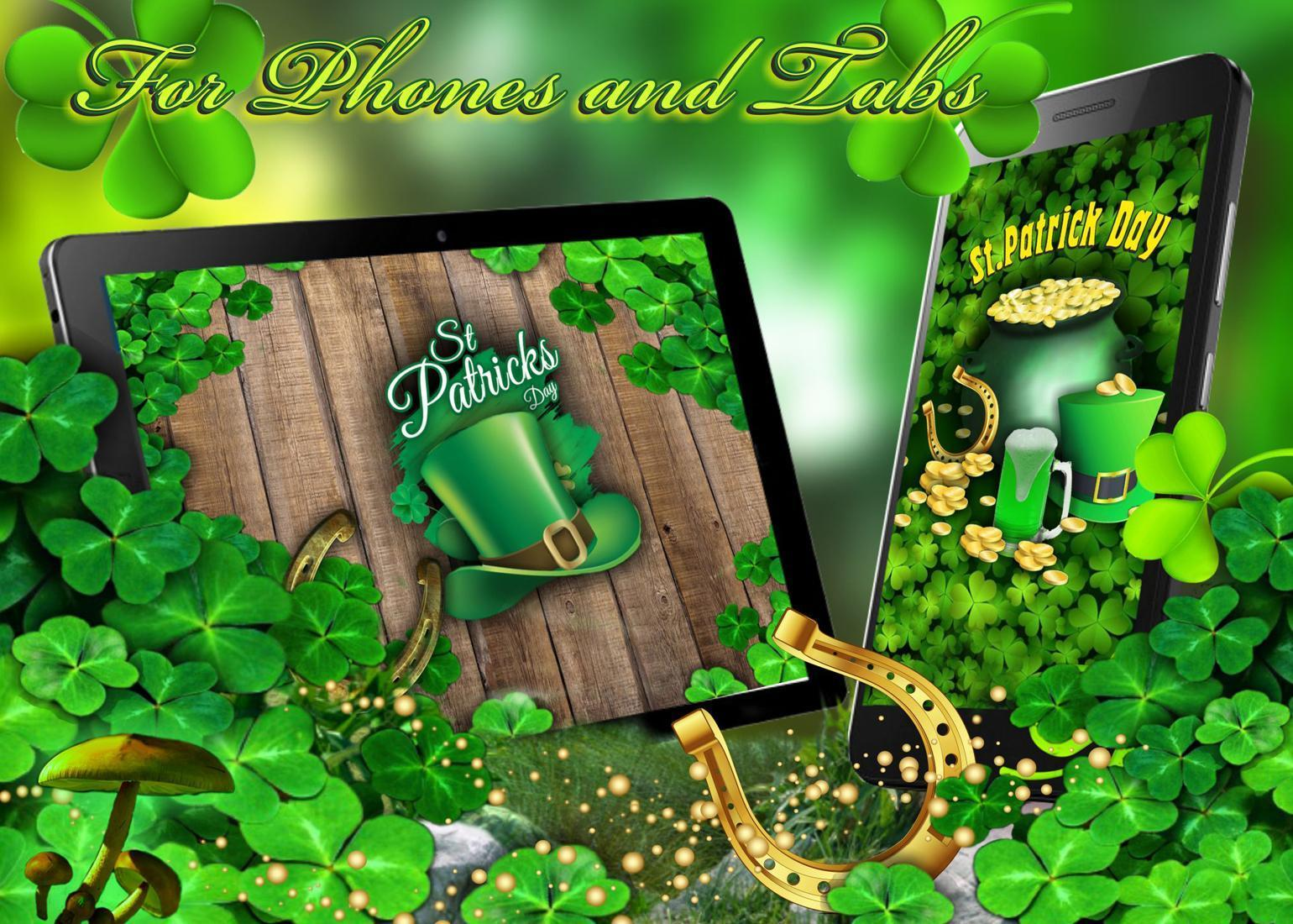 Stpatrick Day Live Wallpaper For Android Apk Download