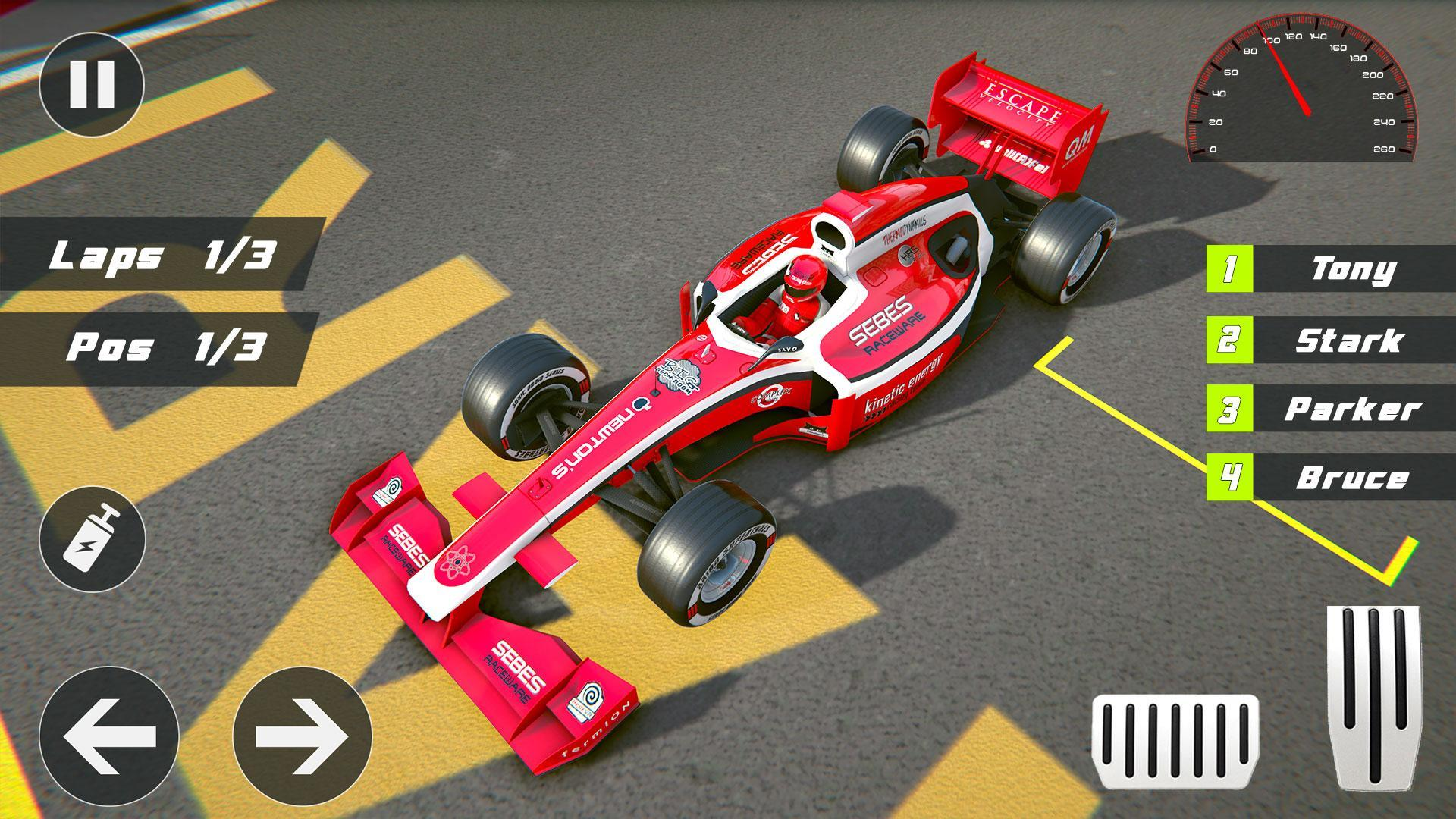 Top Speed Formula Race 2019: F1 Racing Games cho Android