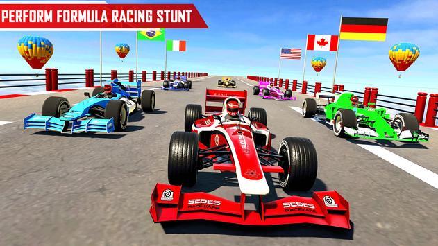 Formula Car Racing Stunt screenshot 17