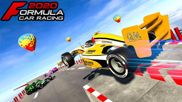 Formula Car Racing Stunt screenshot 7
