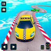 Taxi Car Stunts