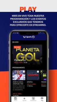 TyC Sports screenshot 3