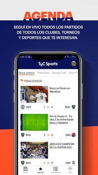TyC Sports screenshot 1