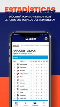TyC Sports screenshot 2