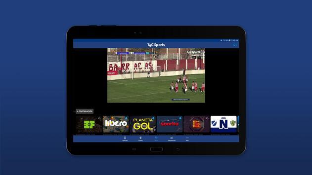 TyC Sports screenshot 7
