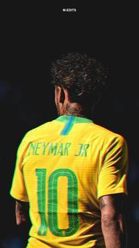 Neymar Wallpaper screenshot 4