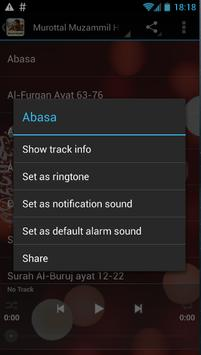 Muzammil Hasballah MP3 screenshot 4