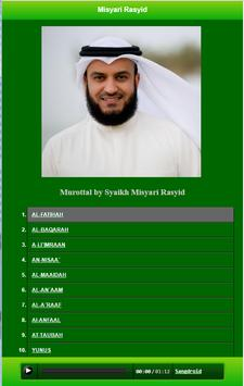 Murottal Qur'an 30 Juz Offline screenshot 1