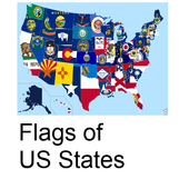 Learn Flags of the US States icon
