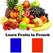 Learn Fruits in French icon
