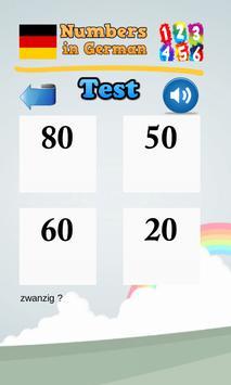 Learn Numbers in German screenshot 5