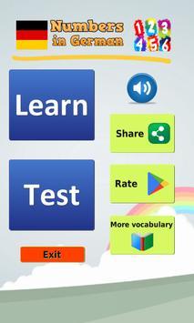 Learn Numbers in German screenshot 6