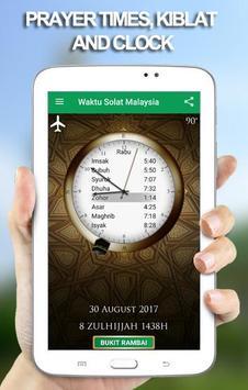 Waktu Solat Malaysia penulis hantaran