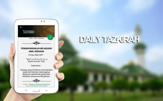 Waktu Solat Malaysia syot layar 13