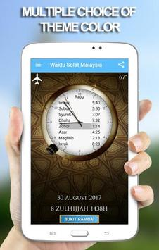 Waktu Solat Malaysia syot layar 6