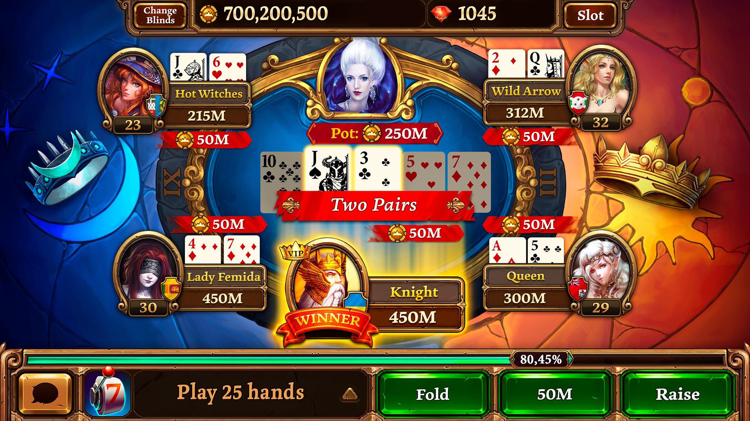 Онлайн покер на андроид скачать бесплатно как в карты играть в девятку