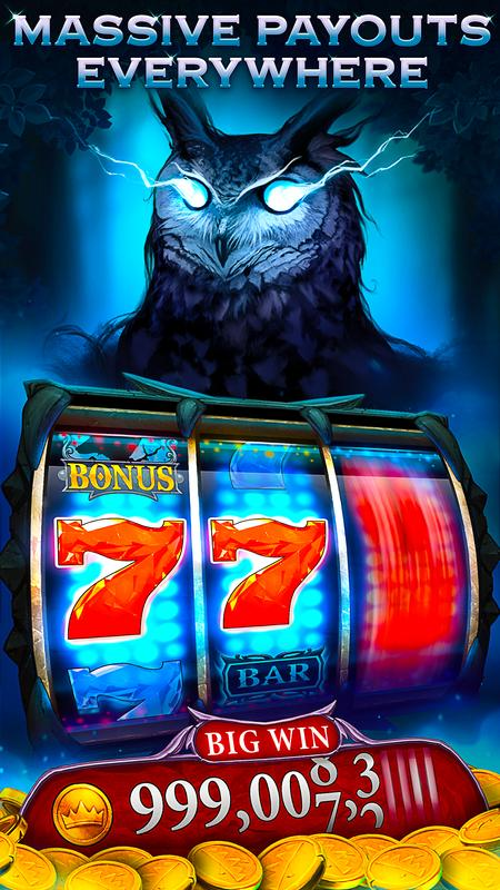 Slots of vegas welcome bonus