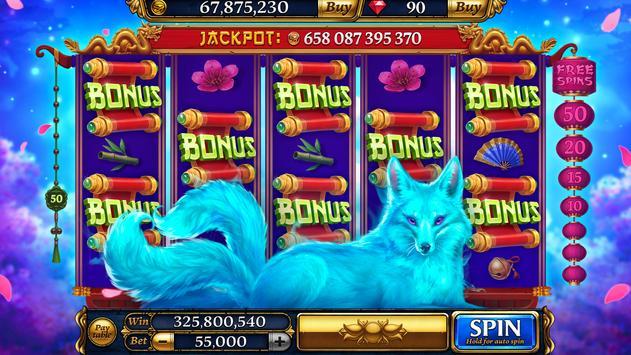 最高のオンラインカジノスロットマシン - Slots Era™ Free 777 Game スクリーンショット 14