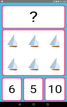 Números para niños en español screenshot 10
