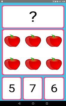 Números para niños en español screenshot 13