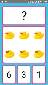 Números para niños en español screenshot 1