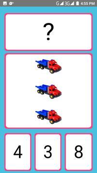 Números para niños en español screenshot 2