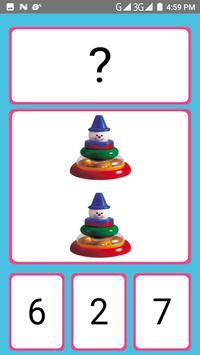Números para niños en español screenshot 7