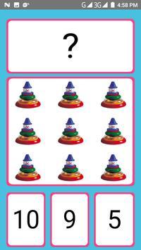 Números para niños en español screenshot 4
