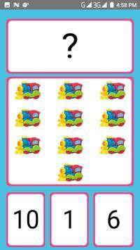 Números para niños en español screenshot 5