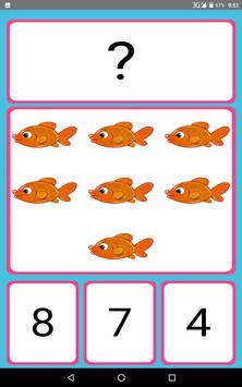 Números para niños en español screenshot 9