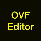 OVF Editor أيقونة
