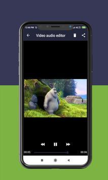 Video Audio Editor: Add Audio, Mute, Silent Video screenshot 7
