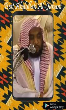 Al Quran Recitation Abdullah al-Juhani Mp3 screenshot 5