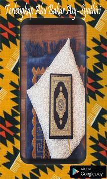 Al Quran Recitation Abu Bakar Asy-Syathiri Mp3 poster