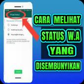 Cara Melihat Status WA Yang Disembunyikan icon