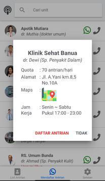 Banua Antrian Online screenshot 2