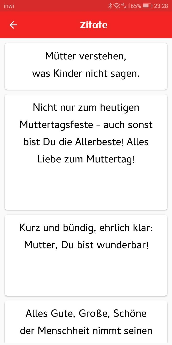 Muttertagssprüche For Android Apk Download