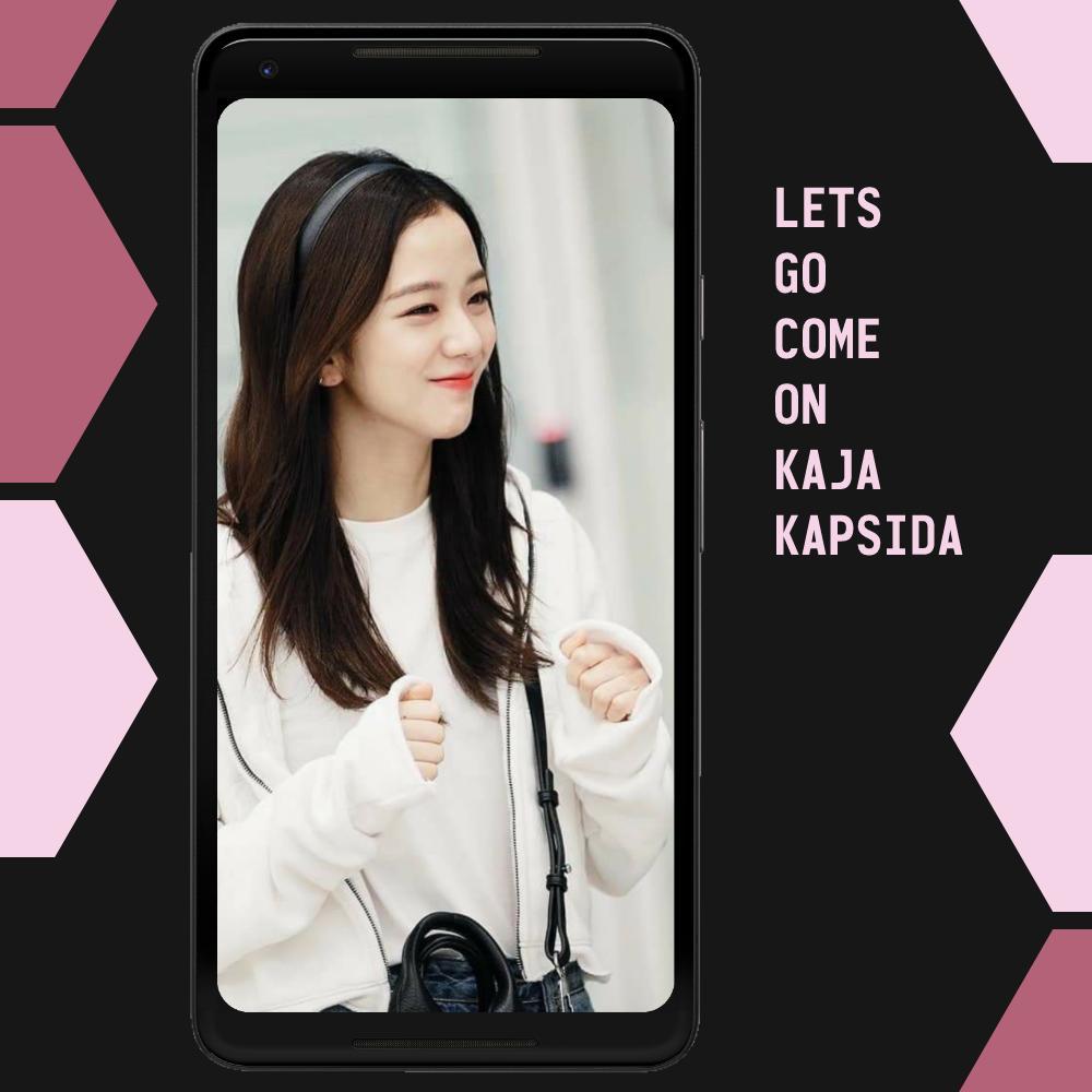 Kim Jisoo Blackpink Kpop Wallpaper Hd For Android Apk
