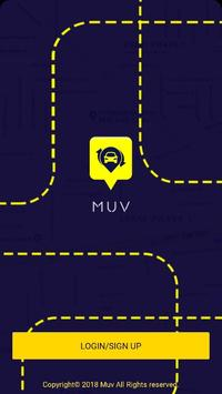 MUVNG Driver poster